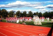 Red Devils Athletics / Check out recent/upcoming events at www.dickinsonathletics.com. Go Red Devils! / by Dickinson College