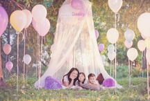 Parties / birthdays, halloween, christmas, bridal or baby shower... ideas for any kind of party  / by Elisa Kemper