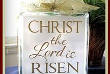 Ideas & Decor For Easter  / by Sandy Tate-Sisney