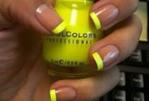 Manis and Pedis, oh my!!!! / by Melissa Davis