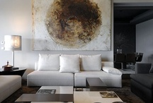 Living Spaces / by Interiors 360 Lisa Springer