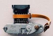 cameras / Cameras Old and New / by Faith Bryan