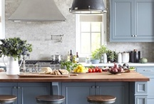 Kitchens With Color / by Interiors 360 Lisa Springer