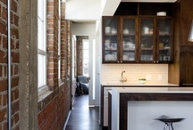 Kitchens: Small on Space, Big on Style / by Interiors 360 Lisa Springer