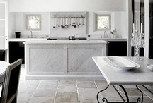 Kitchens/ No Uppers / by Interiors 360 Lisa Springer
