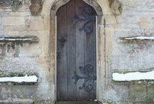 love doors / by Patricia Huebbe