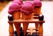 I Scream, You Scream / All things frozen and fantastic, from ice cream to popsicles! / by Edamam