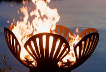 Chimeneas, hornos de barro y piedra, parrillas, BBQ y fogones / by Gustavo Pagliardini