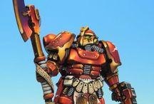 Warhammer / by Luke Sievert
