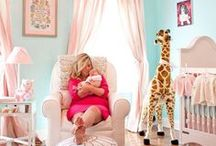 the future kiddos rooms. / by Sarah Harris
