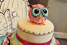 cake / by Patricia Huebbe