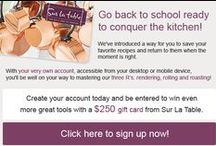 Feelin' lucky, Cook? / Contests & giveaways to tantalize your taste buds. / by Edamam