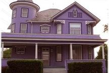 House of Purple... / The many shades of purple .. / by Avis Blowers