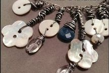 Jewelry Ideas and Inspiration / Supplies and projects for new pieces. / by Linda Kothera