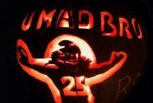#HawkOLantern / Did you carve a #HawkOLantern this Halloween? / by Seattle Seahawks