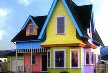 A Trip Down Rainbow Lane...The Rainbow Cottage. / by Avis Blowers