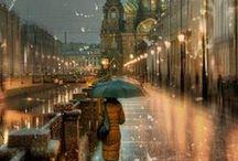 Rainy Day / by Amy Steampunk