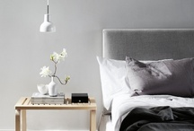 Bedroom / Interior Design: residential bedrooms / by Sandy Chang