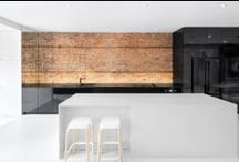 Kitchen & Dining / Interior Design: residential kitchens and dining rooms / by Sandy Chang