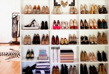 Closet / Interior Design: closets and wardrobes all women want / by Sandy Chang