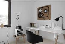 Workspace / Interior Design: workspaces / by Sandy Chang