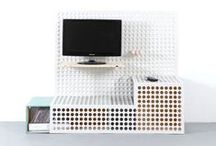 Storage / Interior Design: smart storage ideas for home / by Sandy Chang