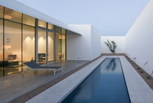 Outdoor Spaces & Swimming Pool / Interior Design: beautiful ways to make homes amazing / by Sandy Chang
