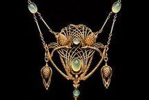 Art Nouveau / My favourite art movement Art Nouveau / by Sandy Chang