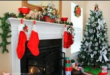 Holiday Fireplaces / by Maricris Guadagna