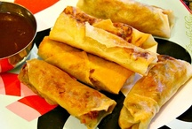 Filipino Dishes / Filipino dishes with recipes / by Maricris Guadagna