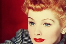 i ♥ Lucy ~ / completely grew up watching this show.. never really knew how extremely talented & hilarious Lucille Ball was until i got older ! love her! / by Kimmie Fried