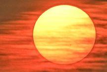 Por-do Sol/ Sunset / by Kalidi