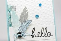 Cards - Hello/Smile / by Cindy Gitto-Wilson