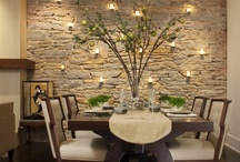 Dining Room Design Ideas / by Maricris Guadagna