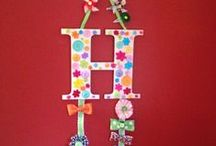 Bow Happy ! / I have discovered the fun of creating bows ;). My granddaughters are loving it too! / by Sandi Eckberg