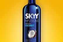 SKYY Infusions Coconut Recipes / SKYY Infusions Coconut Cocktail Recipes / by SKYY Vodka