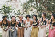 Always a Bridesmaid / by Melissa