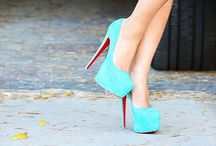 Shoes | Heels | Sandals | Boots / by Star Padilla