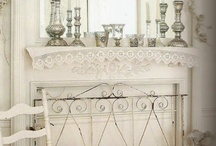 DIY~Mantels & Fireplaces / by Cindy Hart