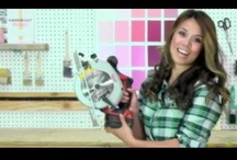 DIY~Power Tools / by Cindy Hart