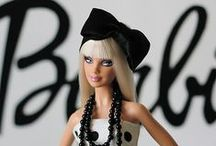 Barbie / I was too old for Barbies when they became popular but my younger sister played with them and I always thought they were beautiful.  These are Barbies from countries, every day, movies, TV - all kinds of Barbies you will love. / by Ginger Wirt