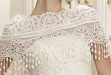 Weddings-Exquisite Bridal Gowns / by Ginger Wirt