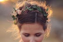 Wedding Hairstyles / by Melissa