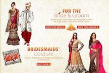 Indian Ethnic Wear / by Utsav Fashion