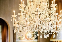 My Chandelier Obsession / by Veronica Afaisen