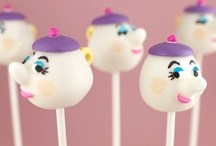 Cake Pops!! / by Veronica Afaisen
