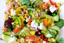 Salads / by Kathy Sreenan