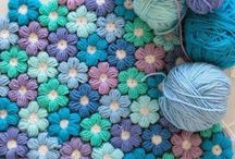 My love~ Crocheting / What I love to do / by Holly LaPlante