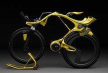 BICYCLES / by Bill Piniros