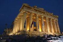 ANCIENT GREECE / by Bill Piniros